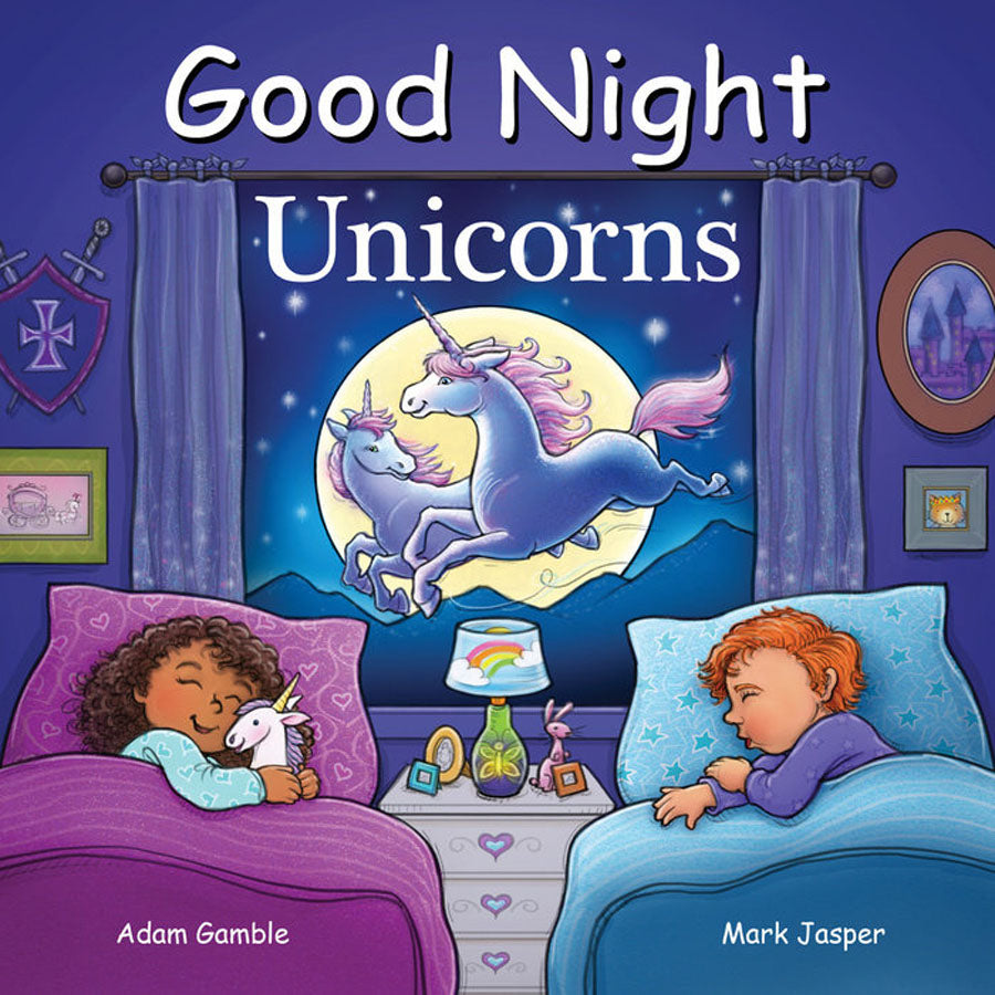 Good Night Unicorns Book-Penquin Random House-Joanna's Cuties