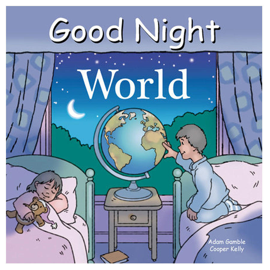 Good Night World-Penquin Random House-Joanna's Cuties
