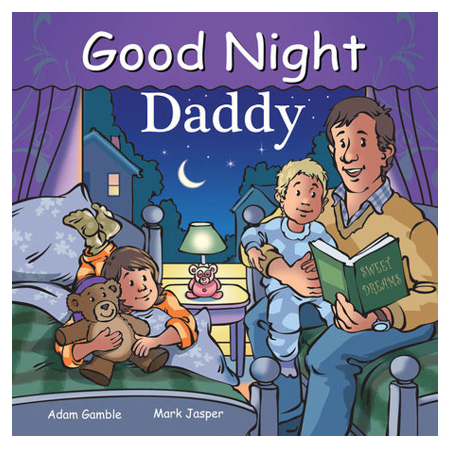 Good Night Daddy-Penquin Random House-Joanna's Cuties