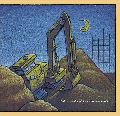 Goodnight, Goodnight Construction Site Hardcover - Chronicle Books - joannas-cuties