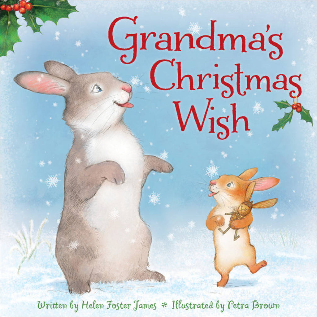 Grandma's Christmas Wish - Sleeping Bear Press - joannas-cuties