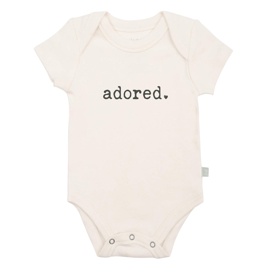 Graphic Bodysuit - Adored-Finn + Emma-Joanna's Cuties