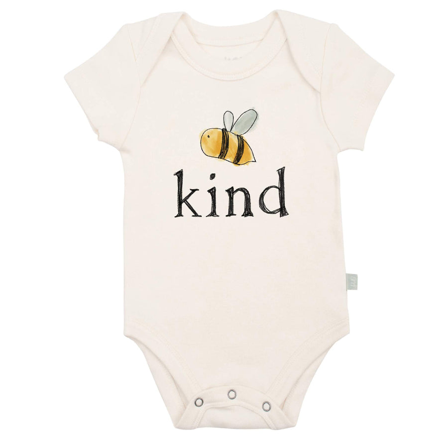 Graphic Bodysuit - Kind-Finn + Emma-Joanna's Cuties