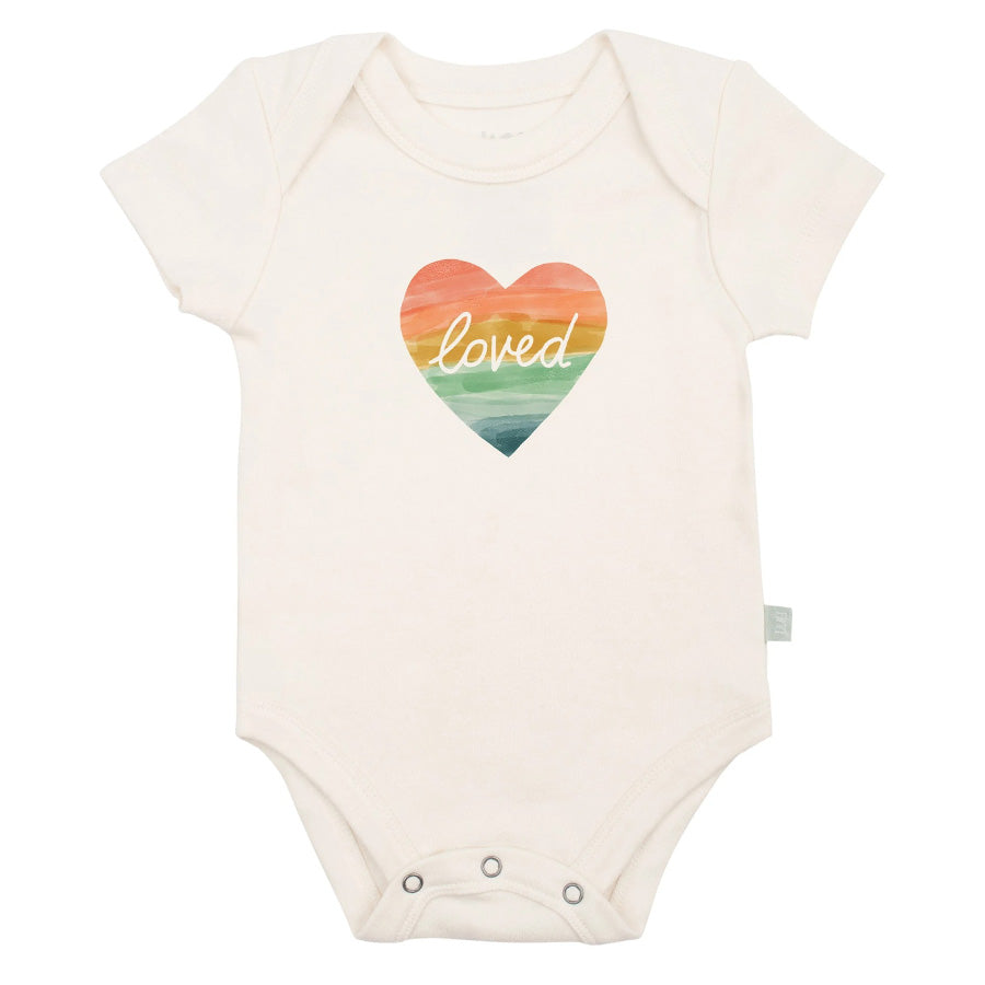 Graphic Bodysuit - Loved-Finn + Emma-Joanna's Cuties