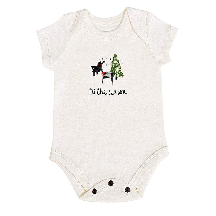Graphic Bodysuit - Tis The Season-Finn + Emma-Joanna's Cuties