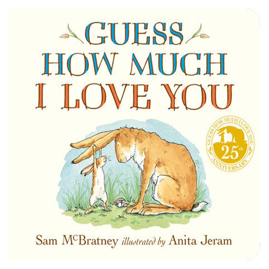 Guess How Much I Love You-Penquin Random House-Joanna's Cuties