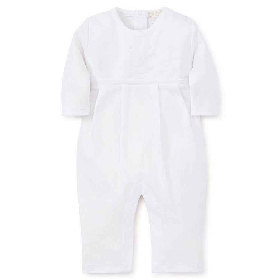 Hand Embroidered Premier Special Occasion Playsuit - Kissy Kissy - joannas-cuties
