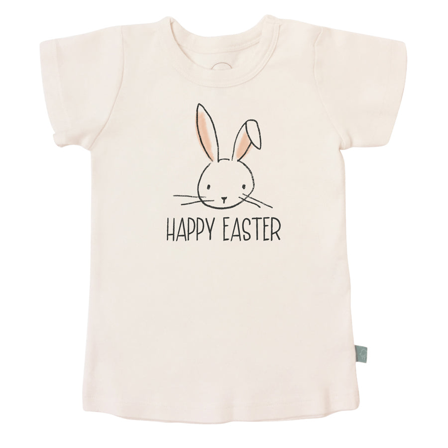 Happy Easter - Graphic Tee-Finn + Emma-Joanna's Cuties