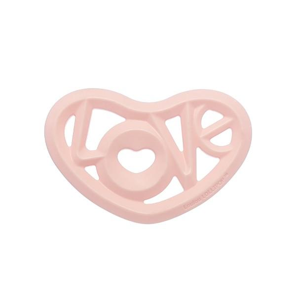 Heart Love Teether - LouLou Lollipop - joannas-cuties