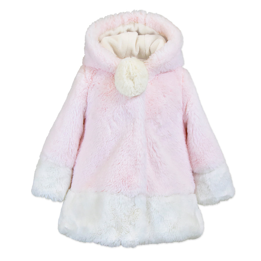 Hood Contrast Coat - American Widgeon - joannas-cuties