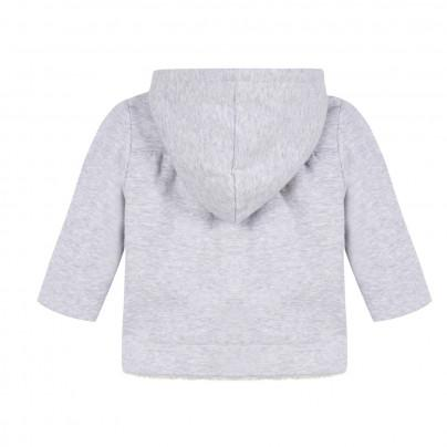 Hooded Baby Reversible Jacket - 3 Pommes - joannas-cuties
