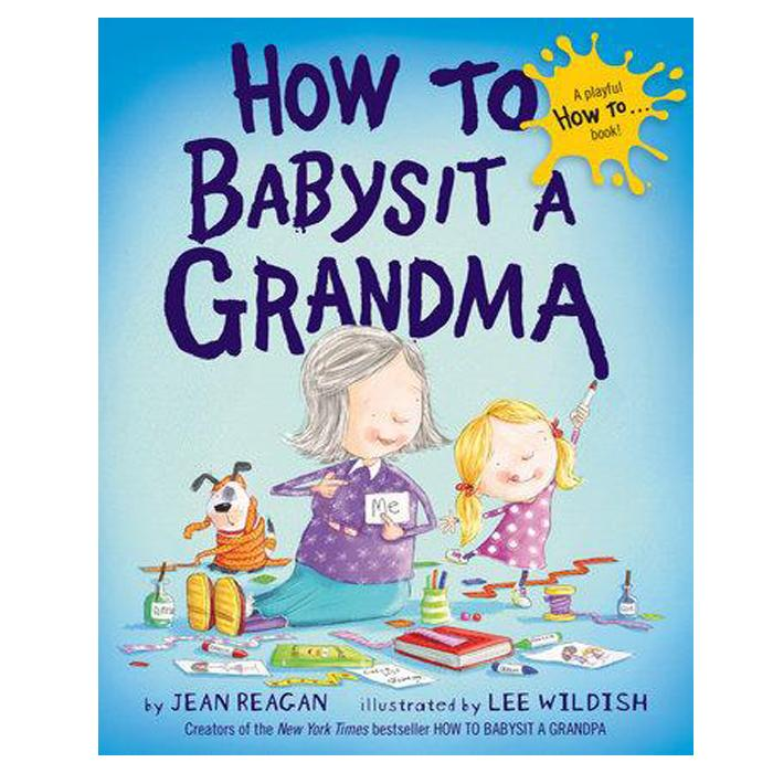 How to Babysit a Grandma - Penquin Random House - joannas-cuties
