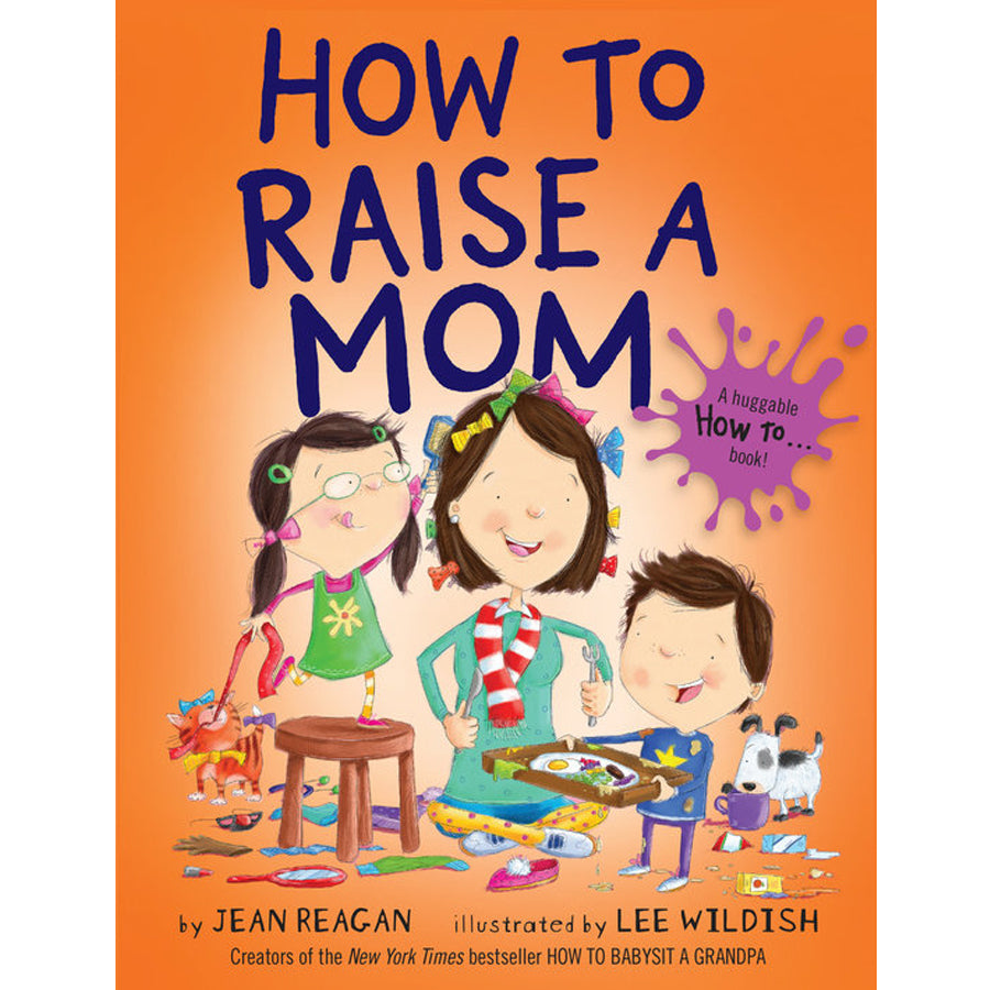 How to Raise a Mom-Penquin Random House-Joanna's Cuties