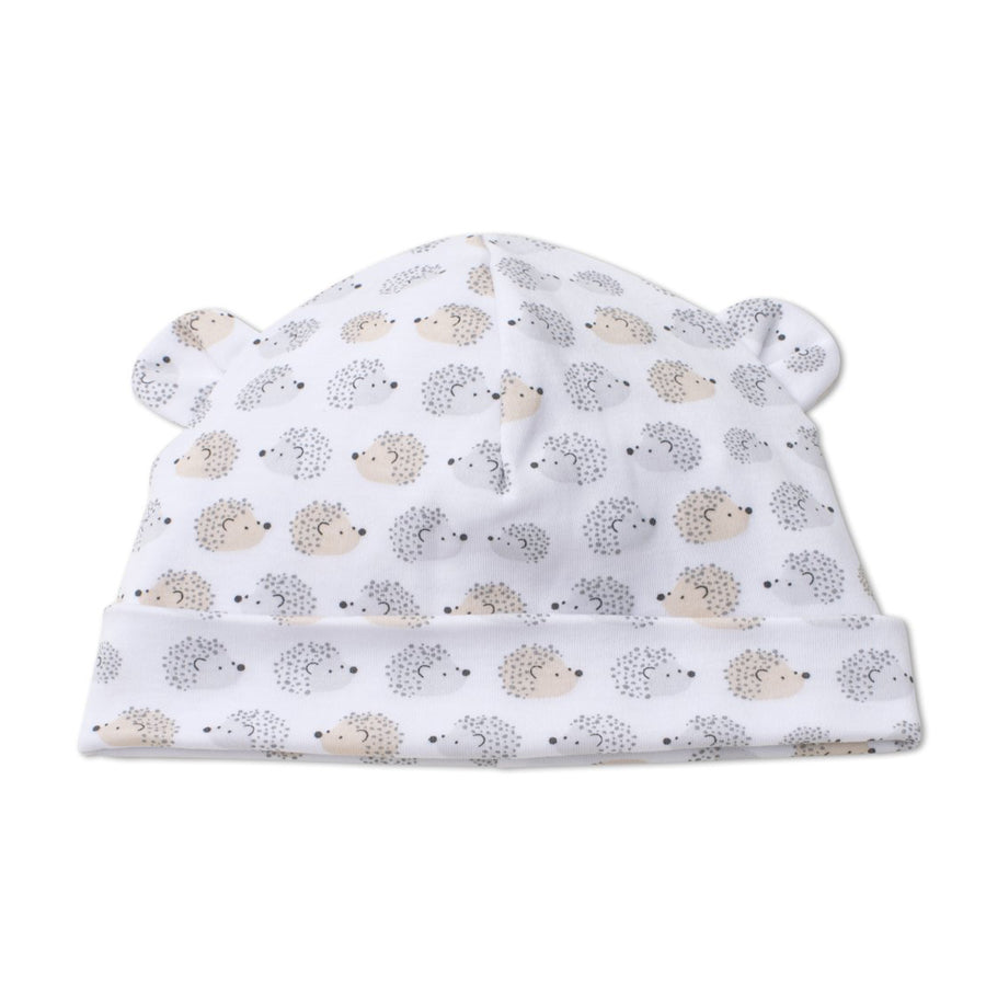Humble Hedgehogs Print Hat, Kissy Kissy - Joanna's Cuties