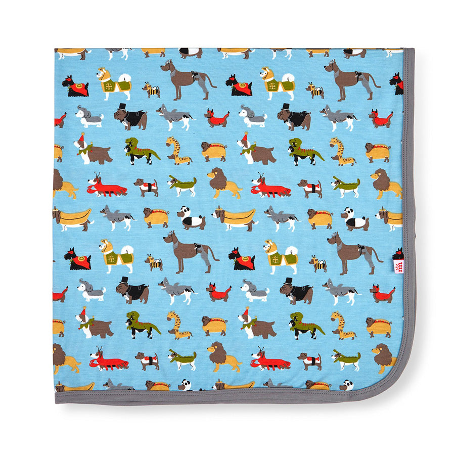 In-Dog-Nito Modal Swaddle Blanket-Magnetic Me-Joanna's Cuties