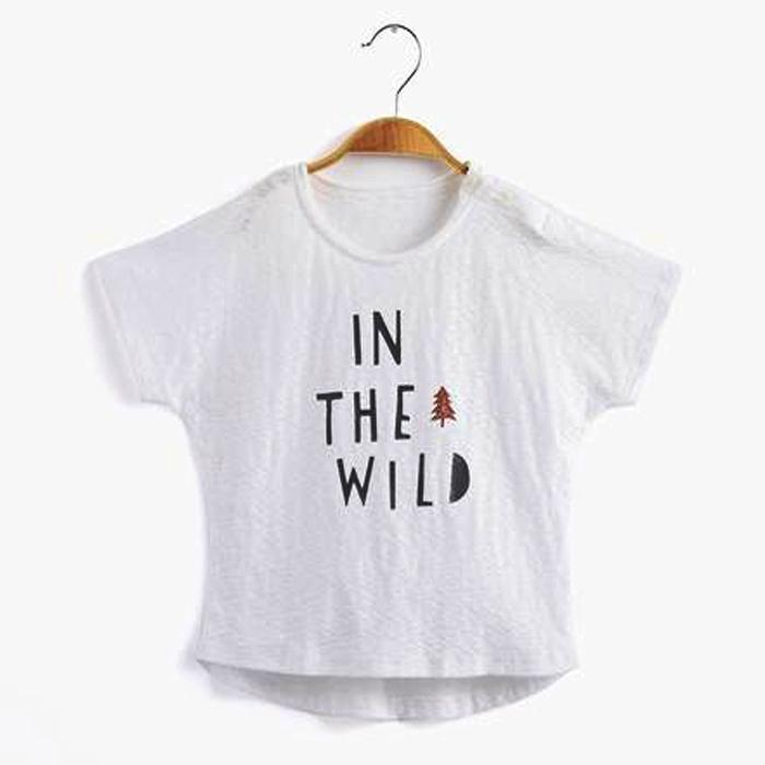 """In the Wild"" S/S T-shirt, Aimama - Joanna's Cuties"