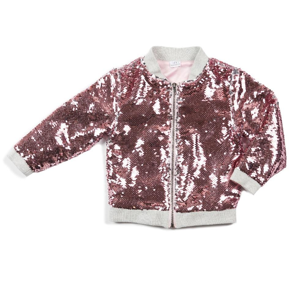 Jayda Sequin Jacket - EGG by Susan Lazar - joannas-cuties