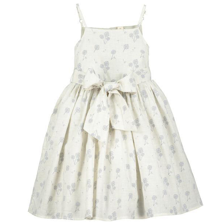 Jennie Dress In Cream Dandelion