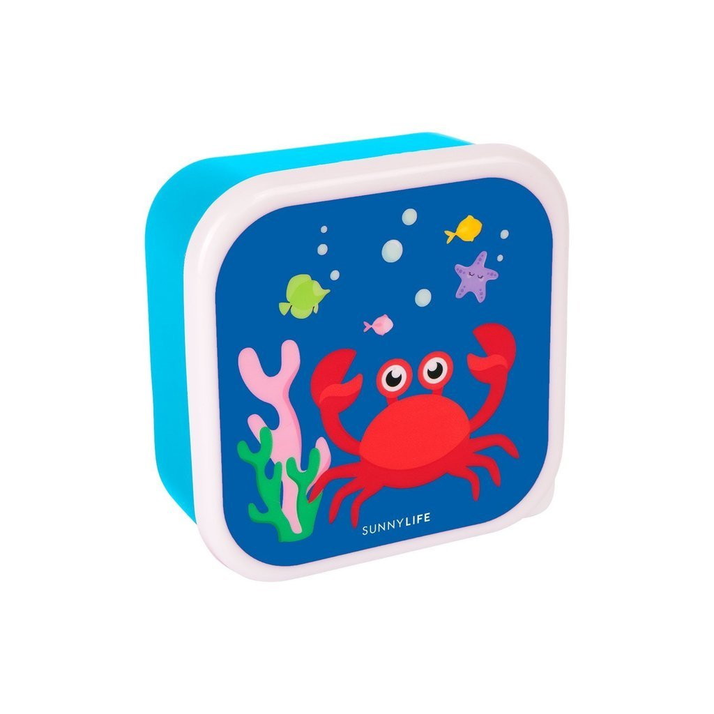 Kids Nested Containers | Under The Sea-Sunnylife-Joanna's Cuties