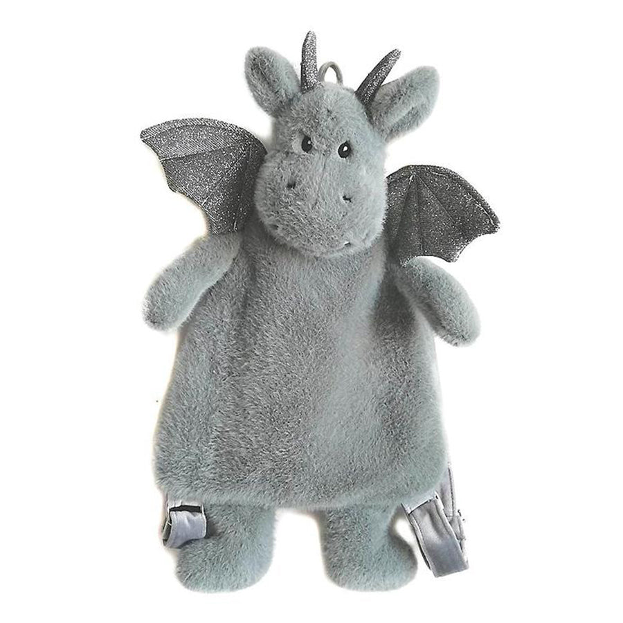 'Dax' Sage Dragon Plush Backpack-Mon Ami-Joanna's Cuties