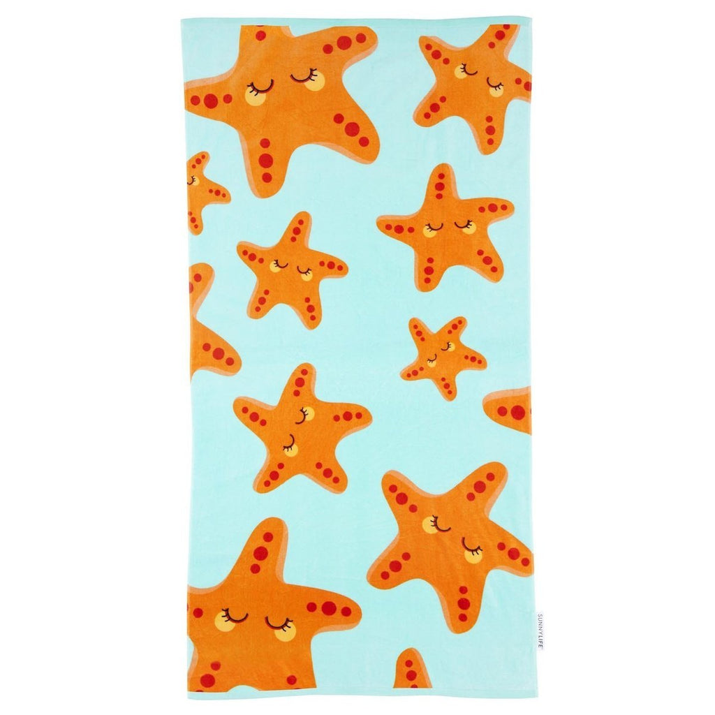 Kids Towel | Starfish - Sunnylife - joannas-cuties