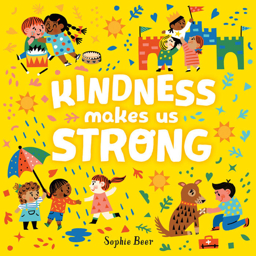 Kindness Makes Us Strong - Book-Penquin Random House-Joanna's Cuties