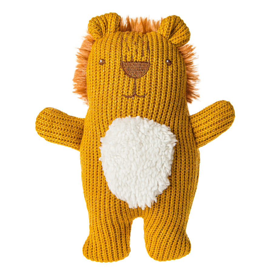 Knitted Nursery Lion