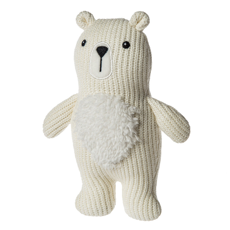 Knitted Nursery Bear