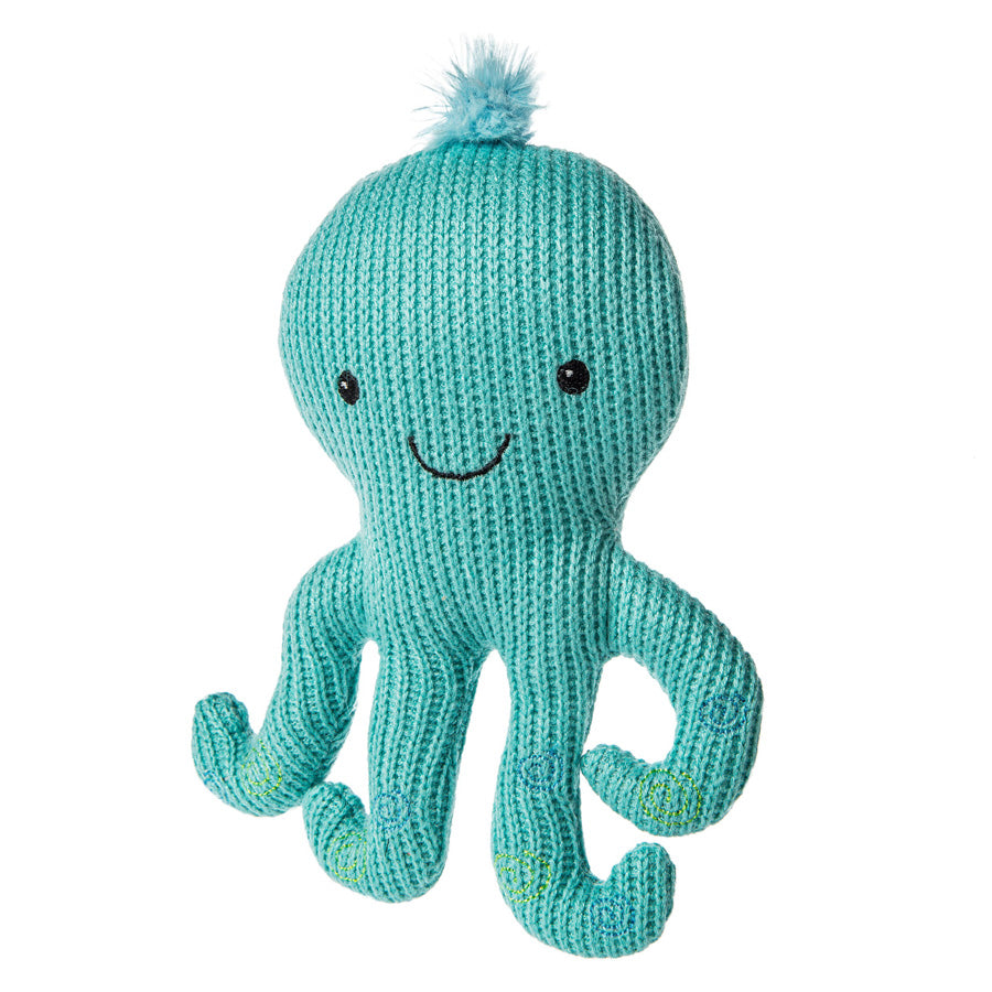 Knitted Nursery Octopus