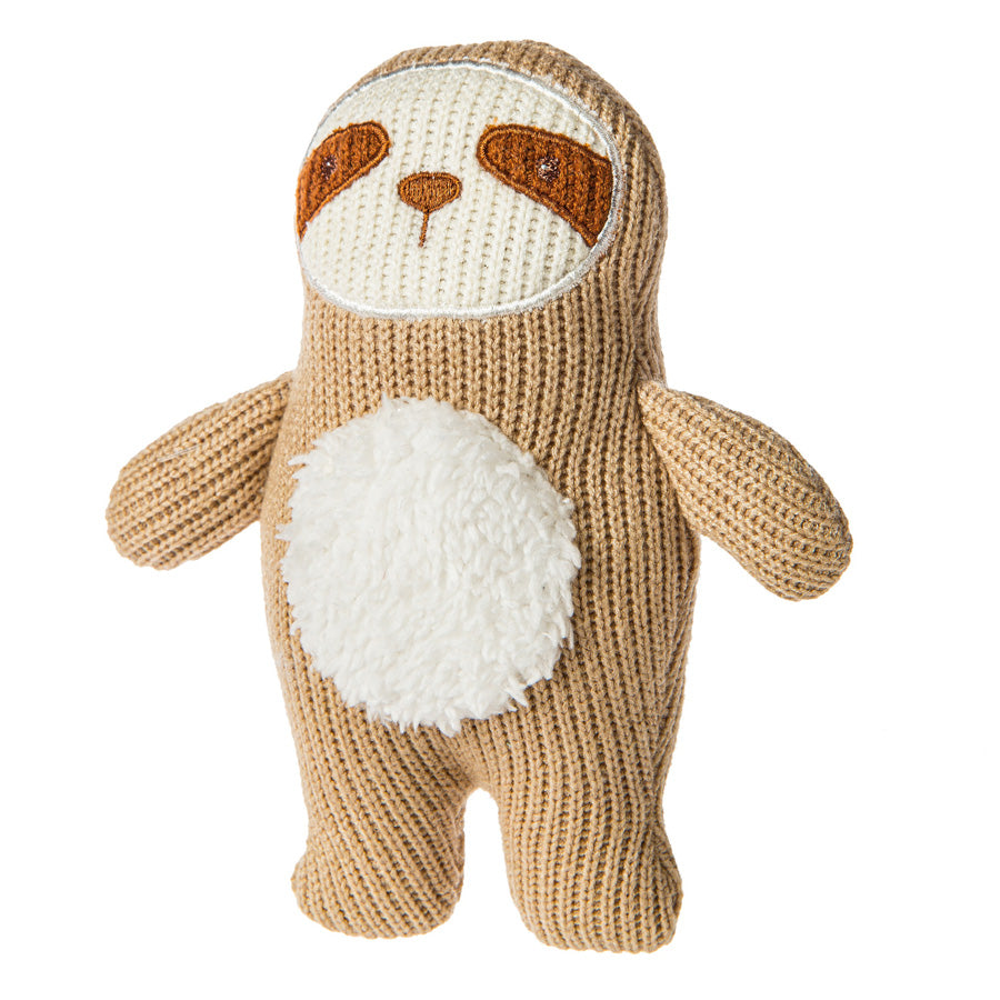 Knitted Nursery Sloth