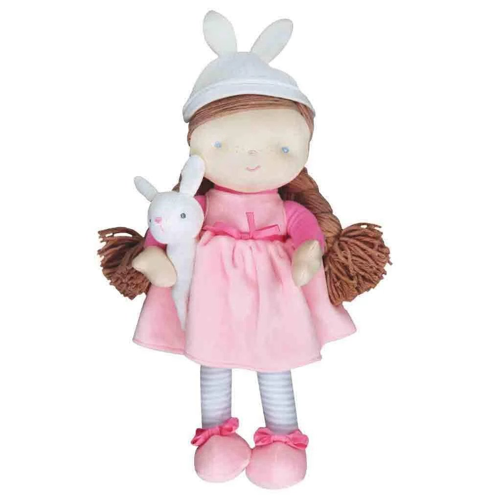 Kylie Kindness Doll & Little Bunny-Zubels-Joanna's Cuties