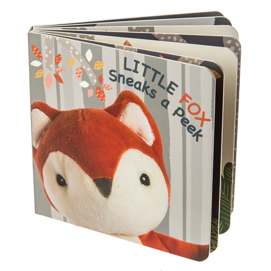 Leika Little Fox Board Book