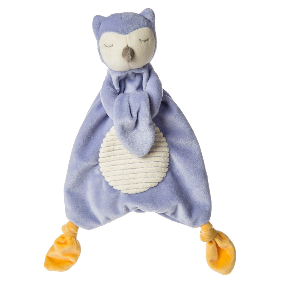 Leika Little Owl Lovey - Blankie-Mary Meyer-Joanna's Cuties
