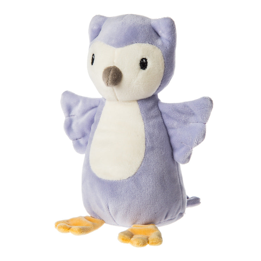 Leika Little Owl Soft Toy-Mary Meyer-Joanna's Cuties
