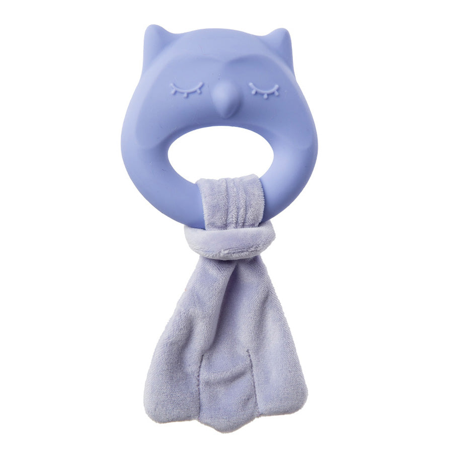 Leika Little Owl Teether-Mary Meyer-Joanna's Cuties
