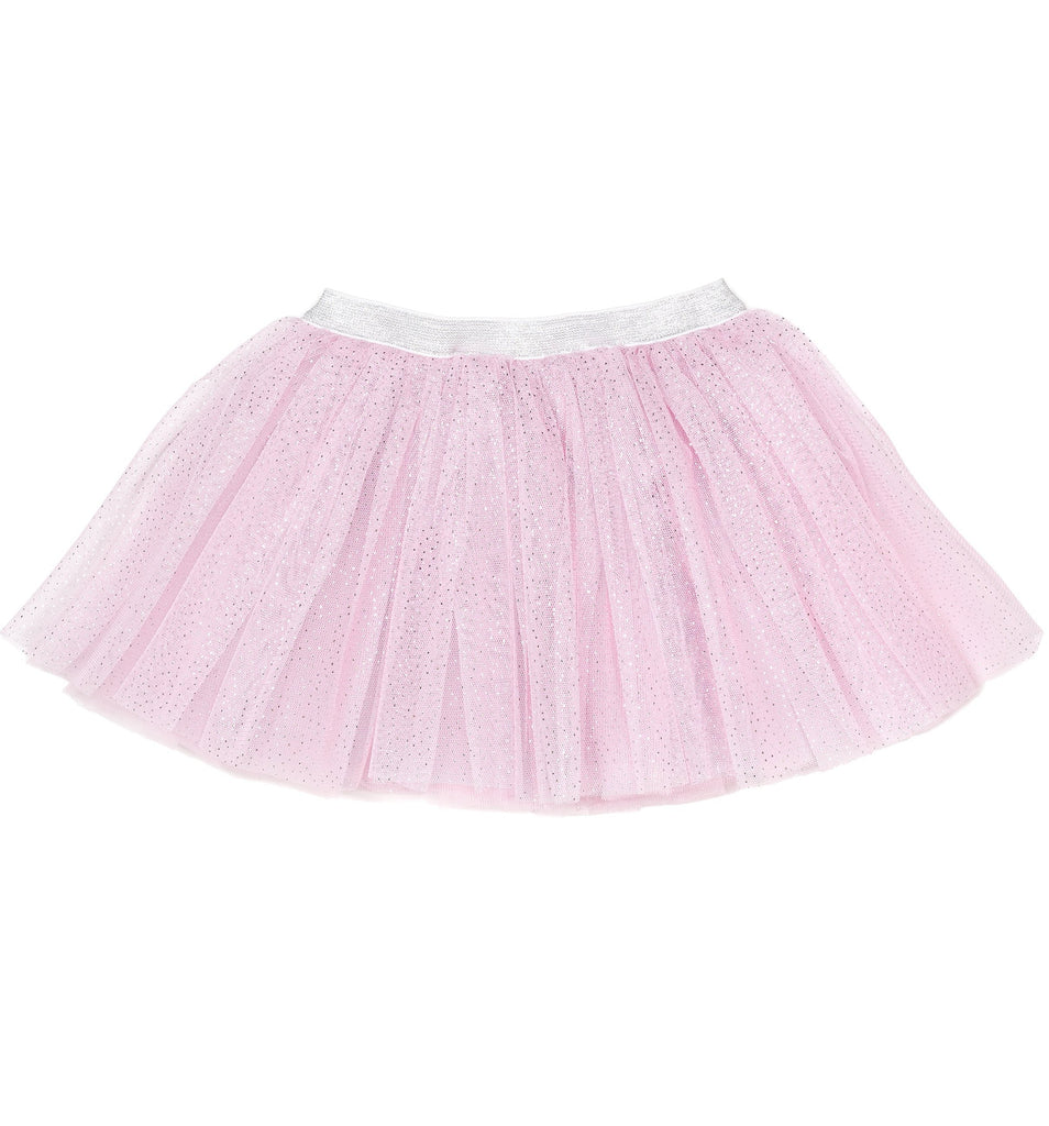 Light Pink/Silver Tutu, Sweet Wink - Joanna's Cuties