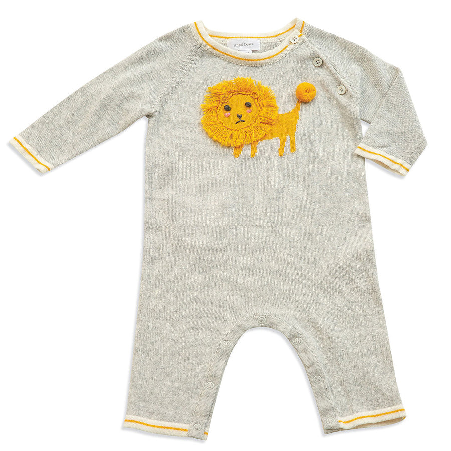 Lion King Coverall - Angel Dear - joannas-cuties