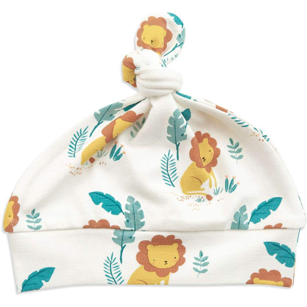 Lion King Knotted Hat-Angel Dear-Joanna's Cuties