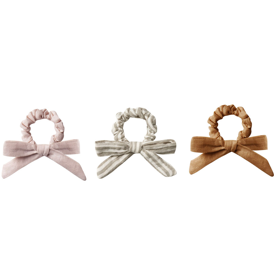 Little Bow Scrunchie Set-Rylee + Cru-Joanna's Cuties