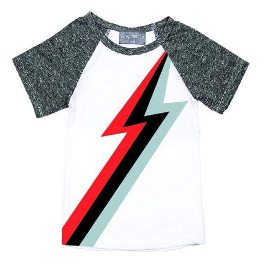 Sydney Graphic Tee Mixed Tape