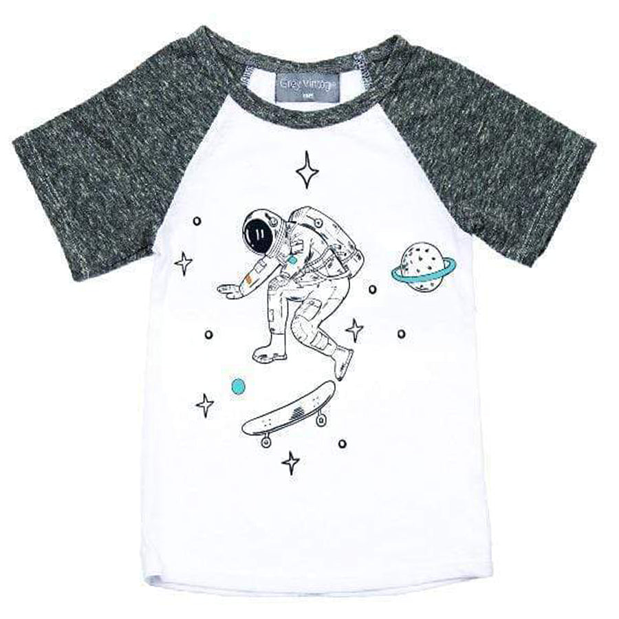 Sydney Graphic Tee Spaced Out-Miki Miette-Joanna's Cuties