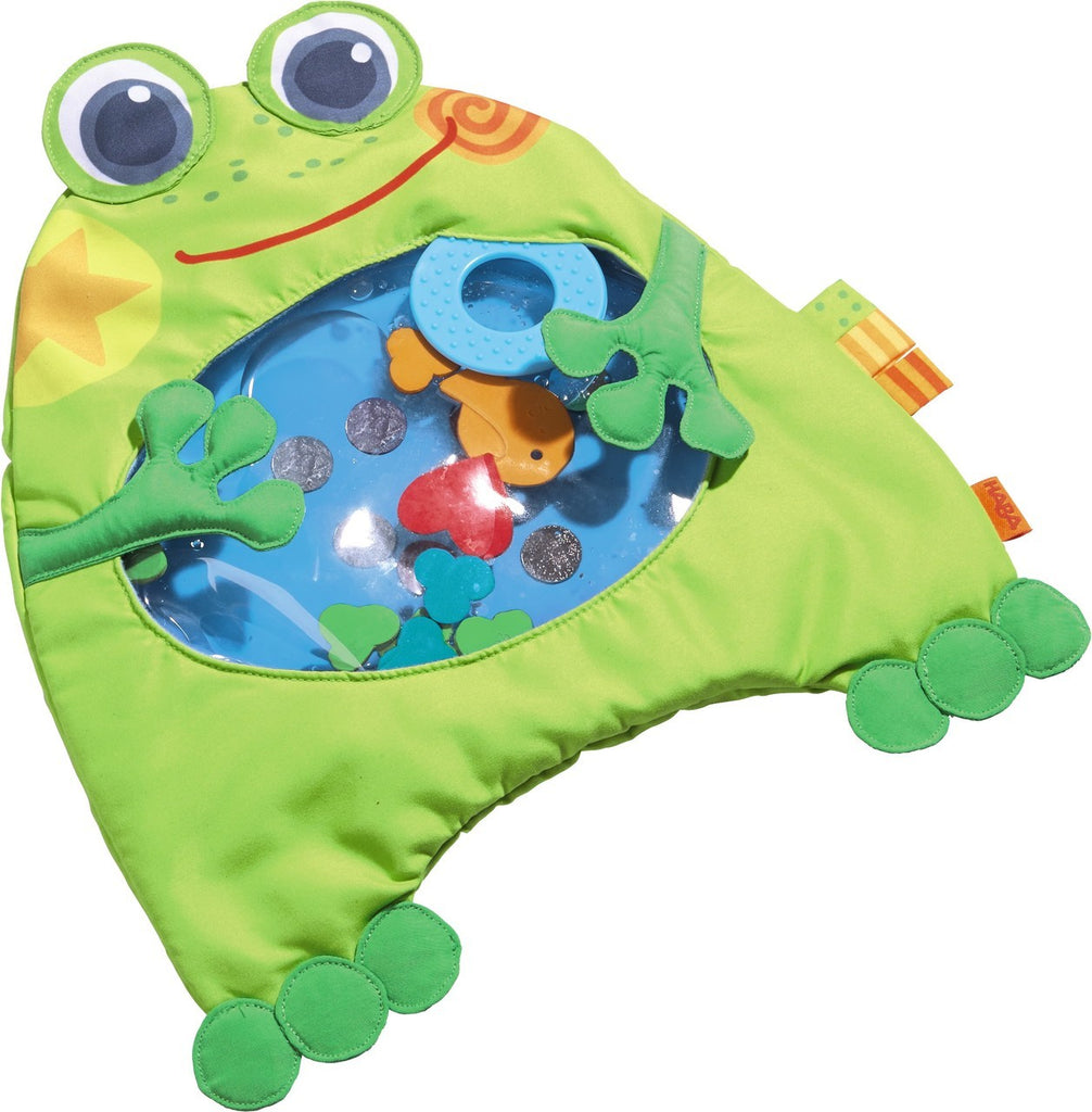 Little Frog Water Play Mat, Haba - Joanna's Cuties