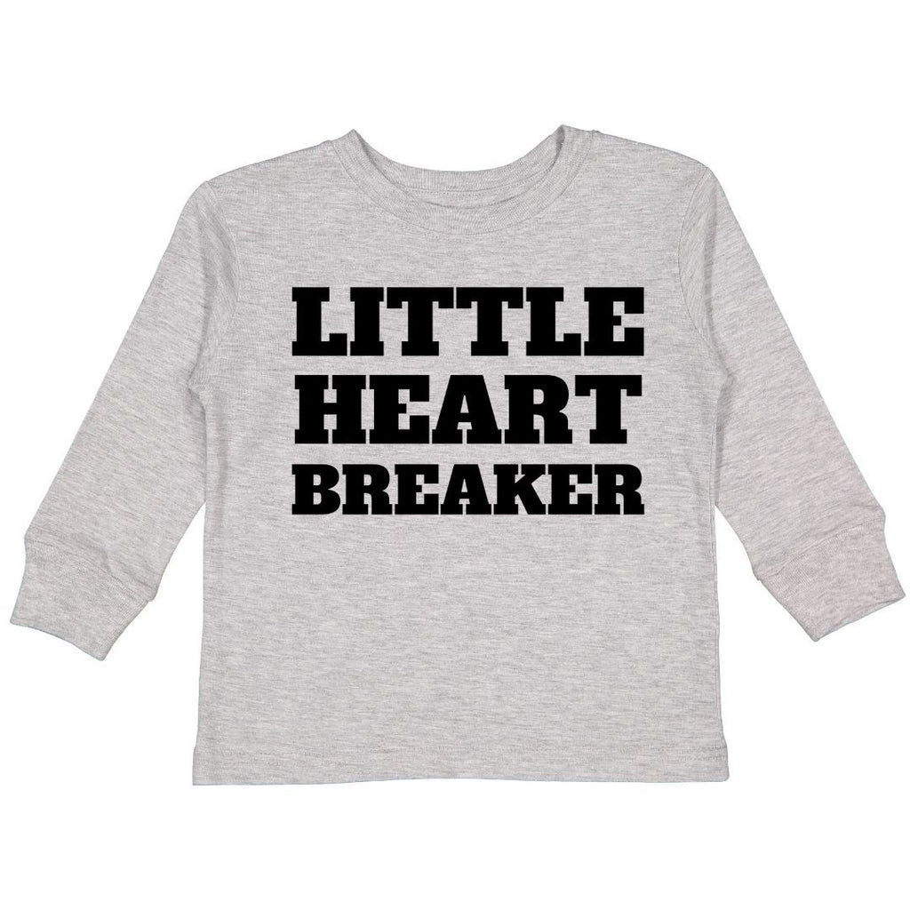 Little Heart Breaker Shirt-Sweet Wink-Joanna's Cuties