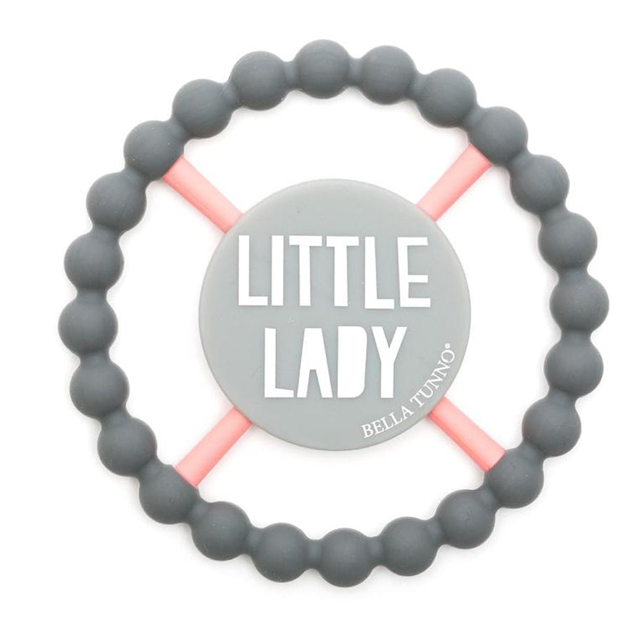 Little Lady Happy Teether - Bella Tunno - joannas-cuties