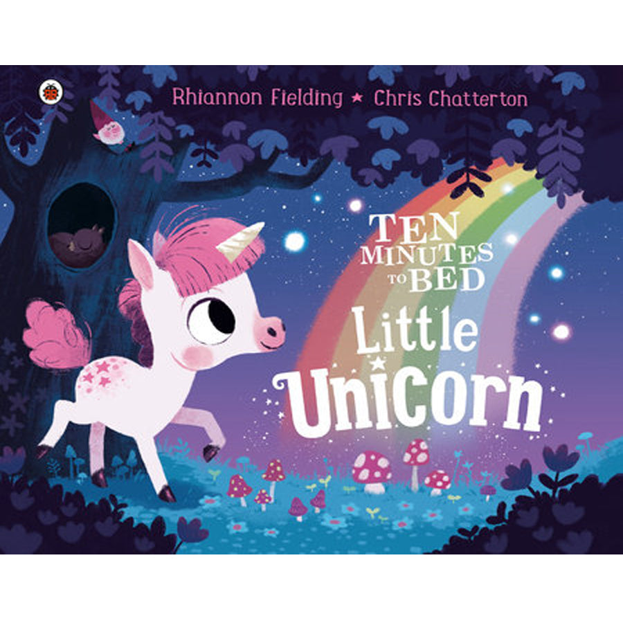 Little Unicorn-Penquin Random House-Joanna's Cuties