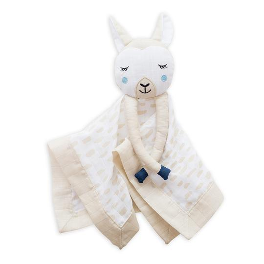 Llama Security Blanket - Lulujo - joannas-cuties