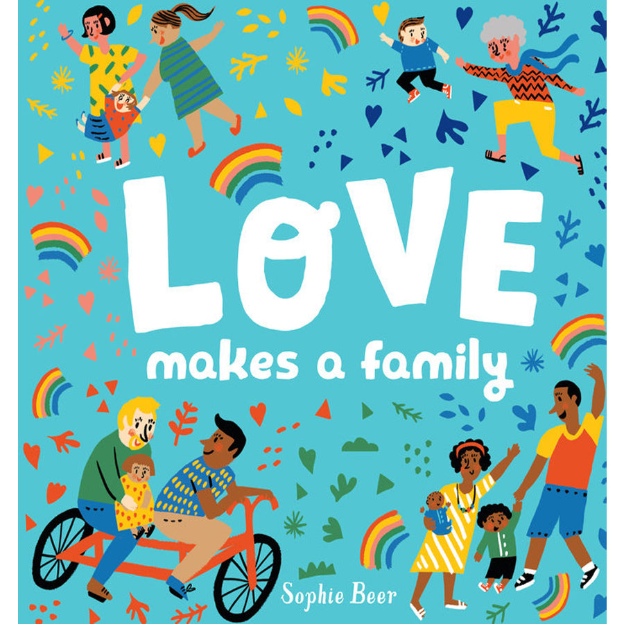 Love Makes a Family-Penquin Random House-Joanna's Cuties