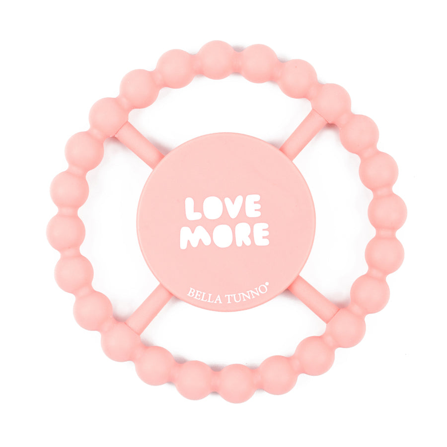 Love More Happy Teether-Bella Tunno-Joanna's Cuties