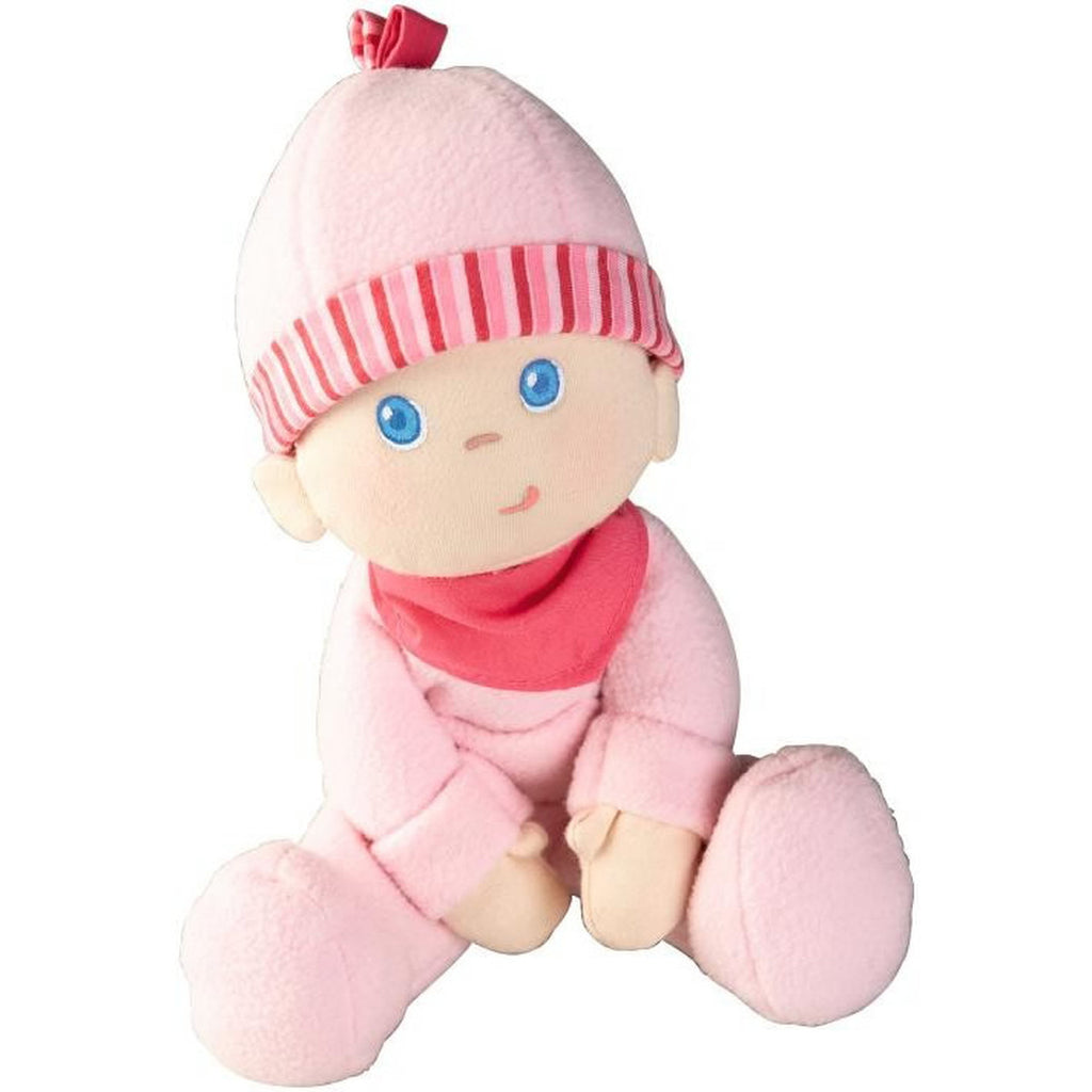 Luisa Snug-Up Doll, Haba - Joanna's Cuties