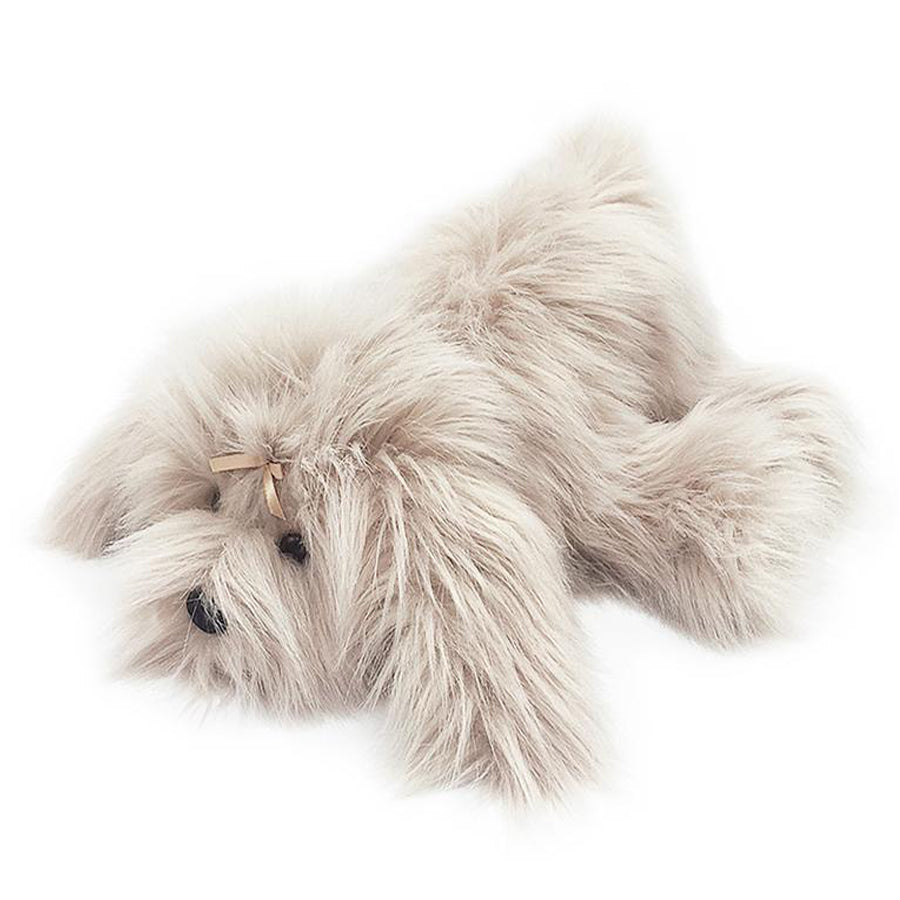 'Schannel' Lux Shih Tzu Dog Plush Toy-Mon Ami-Joanna's Cuties